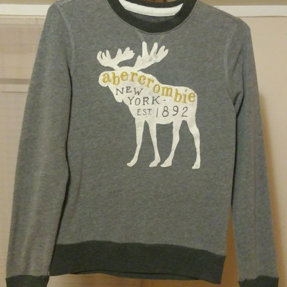 abercrombie kids Other - Abercrombie sweater for boy.size 11/12